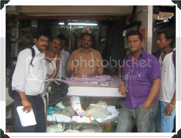 Rajesh and Potential Clients