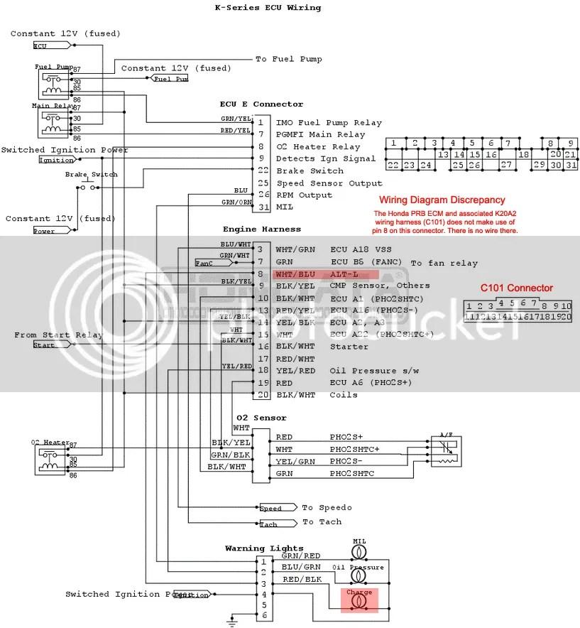 c131 green plug wiring schematics teamintegra green 1996 Honda Civic Wiring Diagram 1990 Honda Civic Wiring Diagram