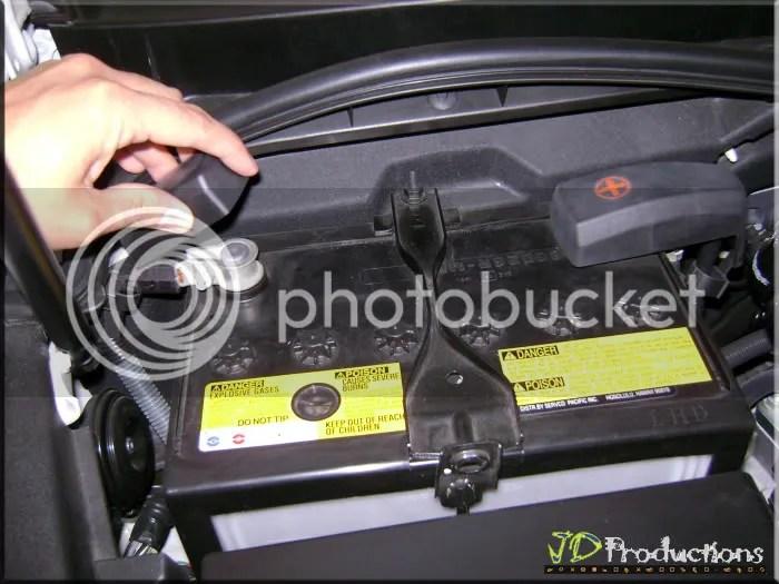 Joe Lexus F Intake Pipe Z