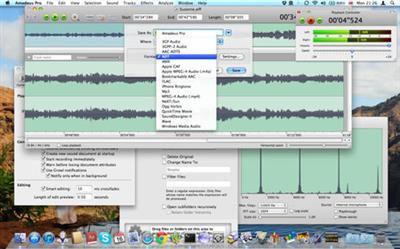 Amadeus Pro 2.3 Multilangual Mac OS X