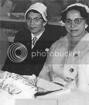 1950s image - Members of the Maori Women's Welfare League
