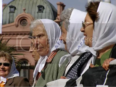 Mothers of Plaza de Mayo