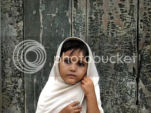 Minority girl from Sindh Province, Pakistan. Image: Alysha
