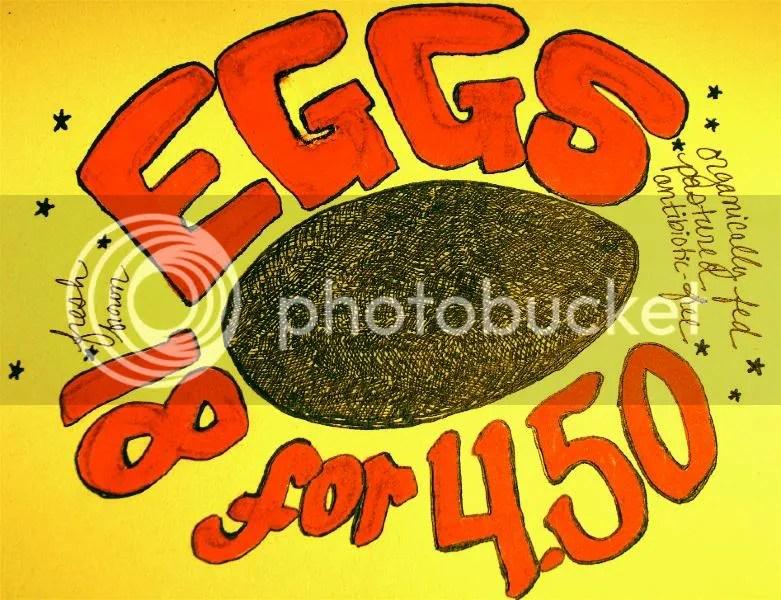 Fresh Eggs Here