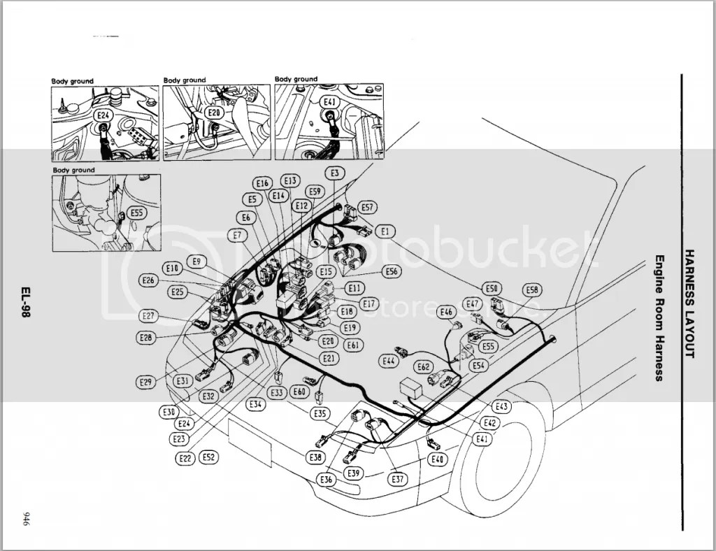 Bmw E30 320i Fuse Box Diagram
