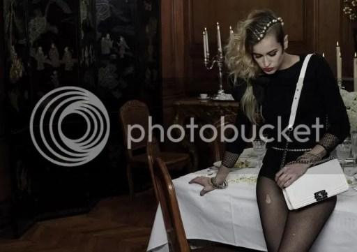Alice Dellal - Chanel 1