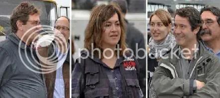 tres cooperantes secuestrados