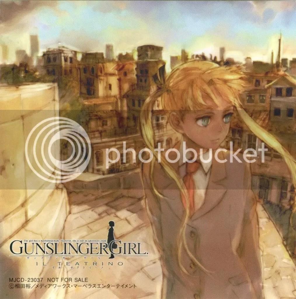 Gunslinger Girl Il Teatrino Triela