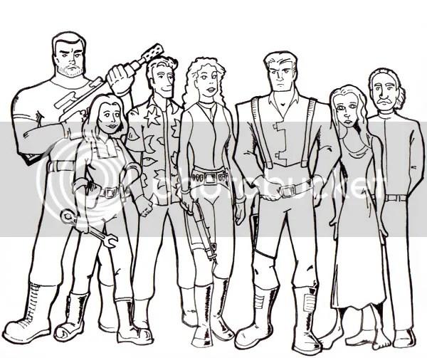Crew of Serenity