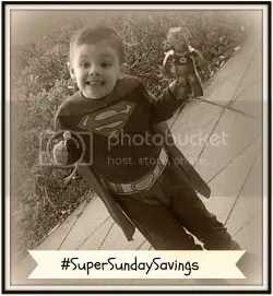 #SuperSundaySavings