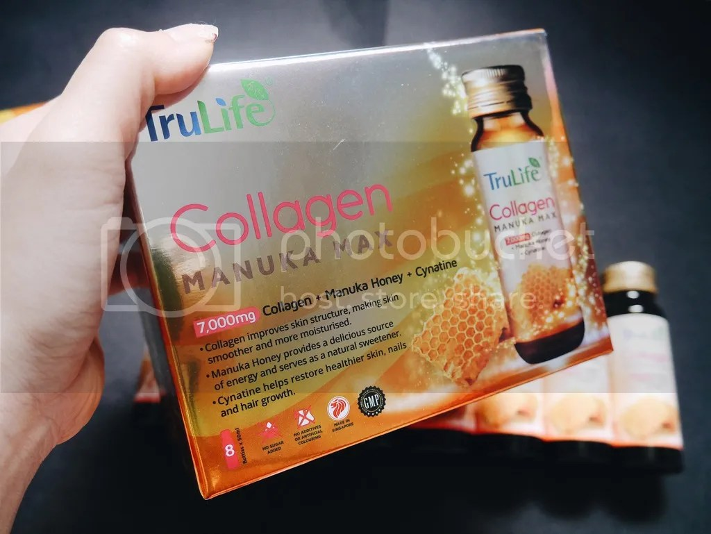 TruLife Collagen Manuka Max