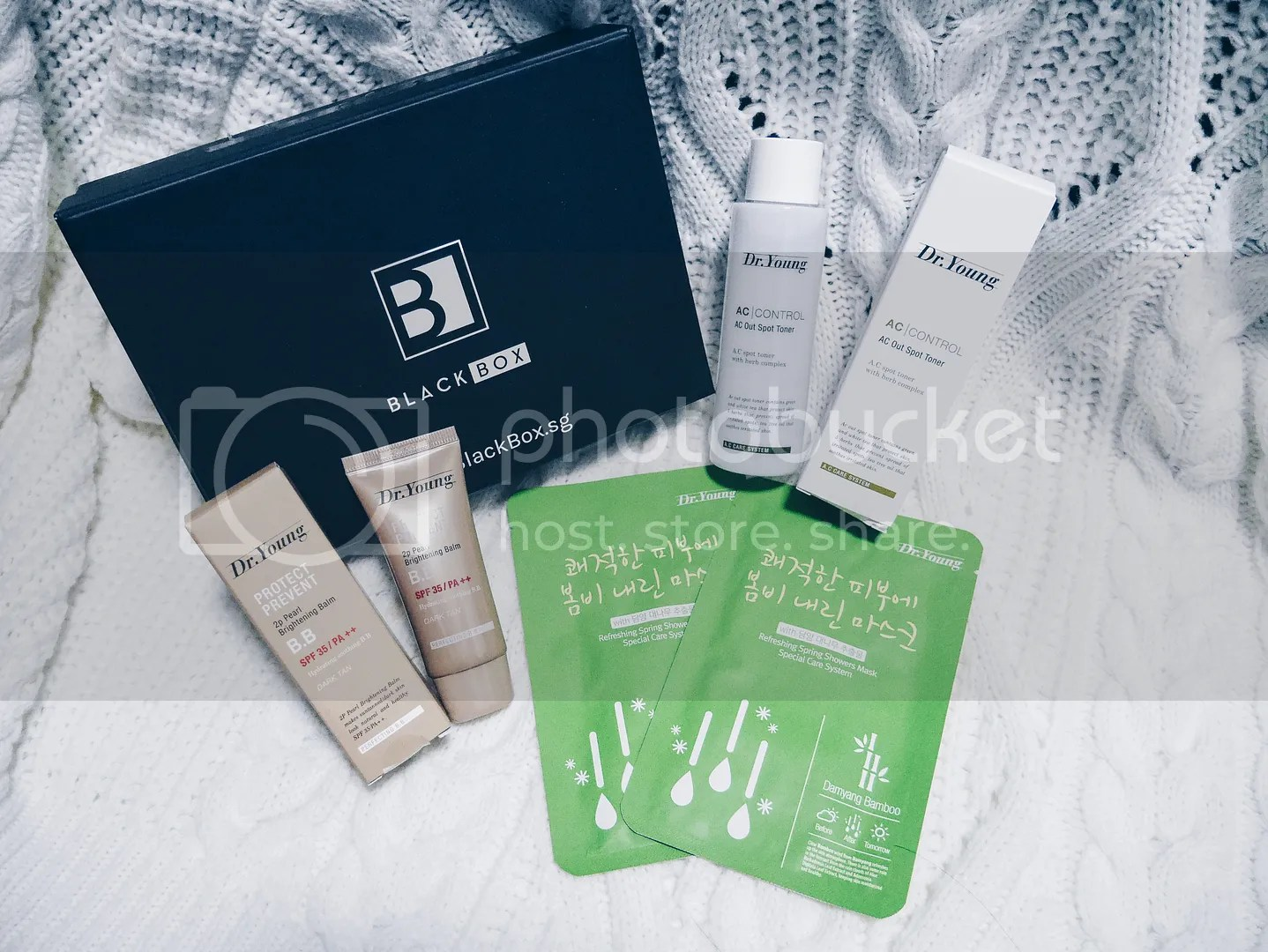 Dr Young Skincare BlackBox SG 2