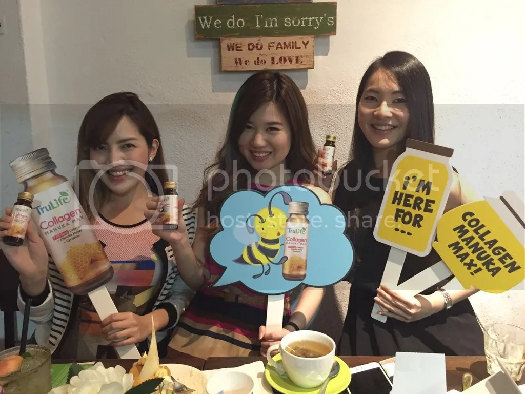 Trulife Collagen Manuka Max launch party