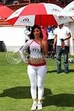 Mexican Soccer Cheerleaders