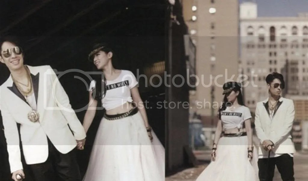 吳建豪 Vanness Wu and 石貞善 Arissa Cheo Pre-Wedding Pictures