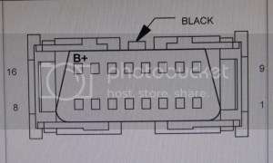 OBD II Wire Diagram?  JKowners : Jeep Wrangler JK Forum