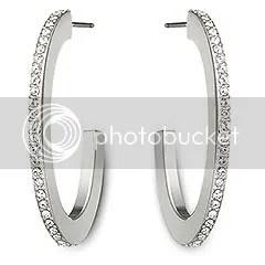 Swarovski Moonlight Pierced Earrings