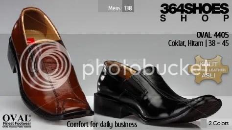 Sepatu Pria OVAL 4405