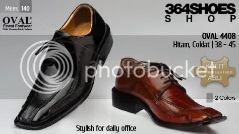 Sepatu Pria OVAL 4408