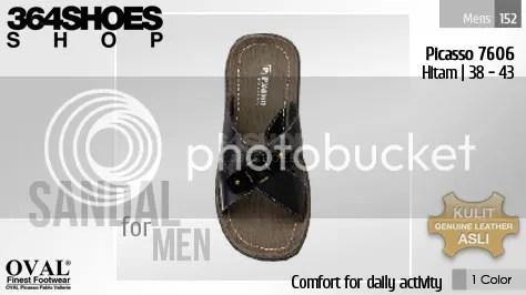 Sandal Pria PICASSO 7606
