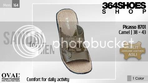 Sandal Pria PICASSO 8701