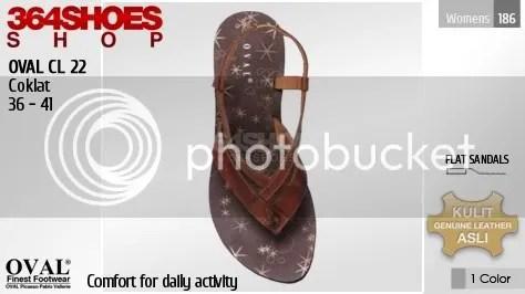 Sandal Wanita OVAL CL 22