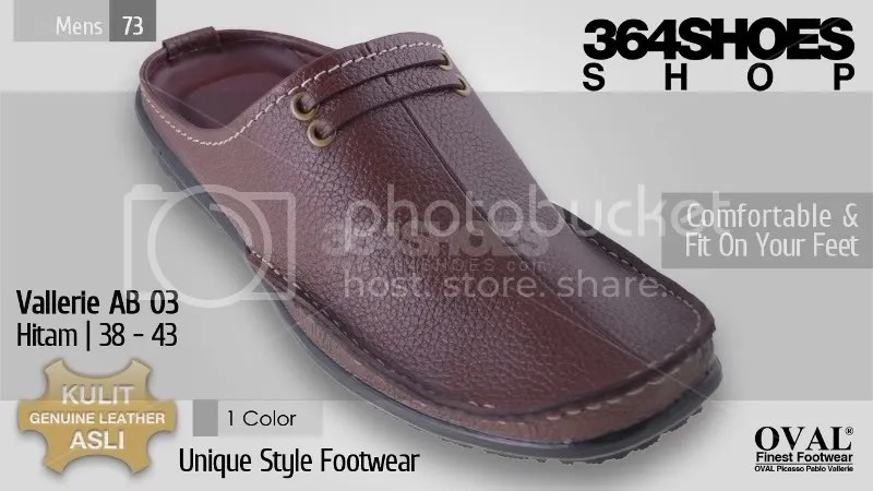 Sandal Pria VALLERIE AB 03