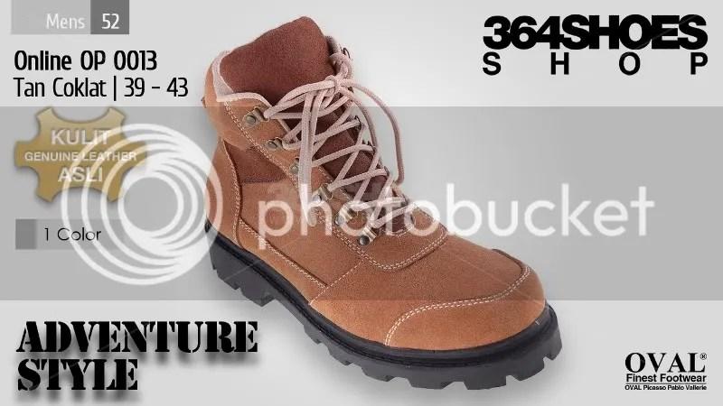 Sepatu Pria ON LINE OP 0013