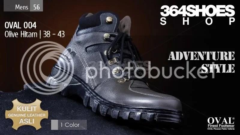Sepatu Pria OVAL 004