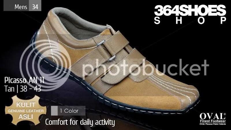 Sepatu Pria PICASSO AN 11