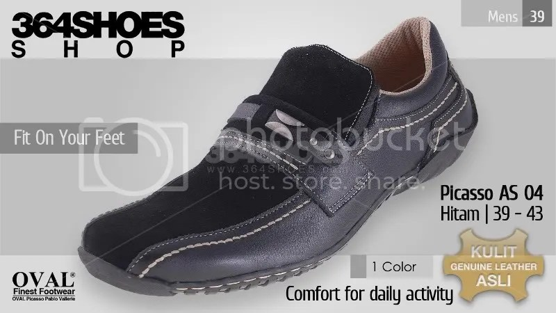 Sepatu Pria PICASSO AS 04