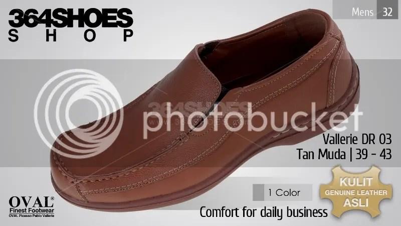 Sepatu Pria VALLERIE DR 03