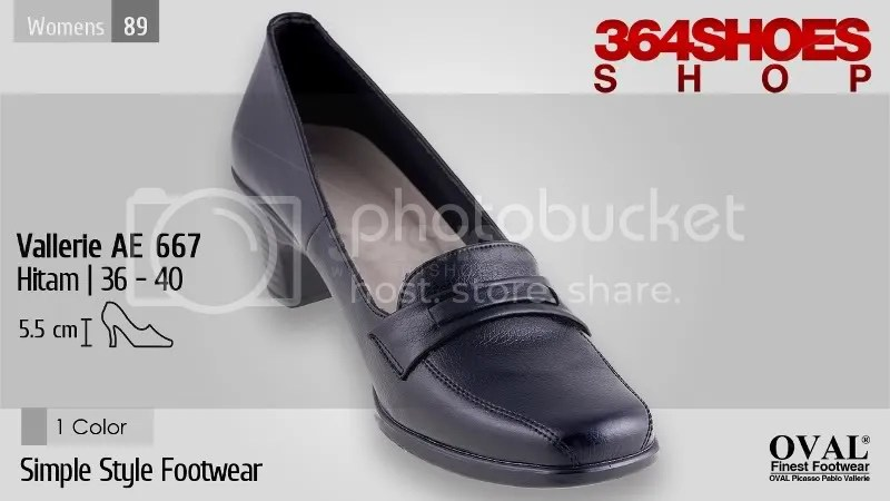 Sepatu Wanita VALLERIE AE 667