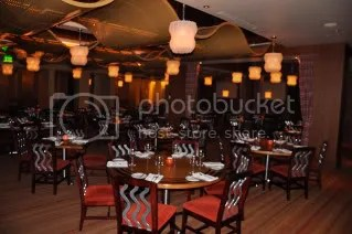 The Wave Dinning Room