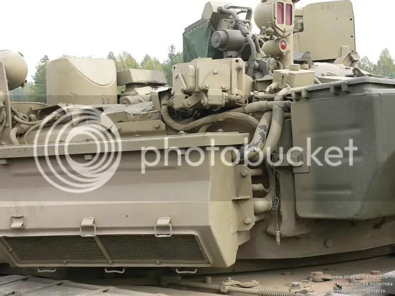 Sistema de aire acondicionado del T-90, los argelinos a diferencia de los indios no descuidaron el aspecto de la climatización de la cabina de combate.