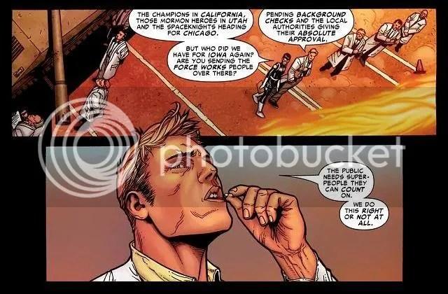 from Marvel's Civil War