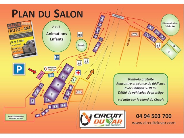 salon auto 4x4 au circuit du luc drive 39 n passion. Black Bedroom Furniture Sets. Home Design Ideas