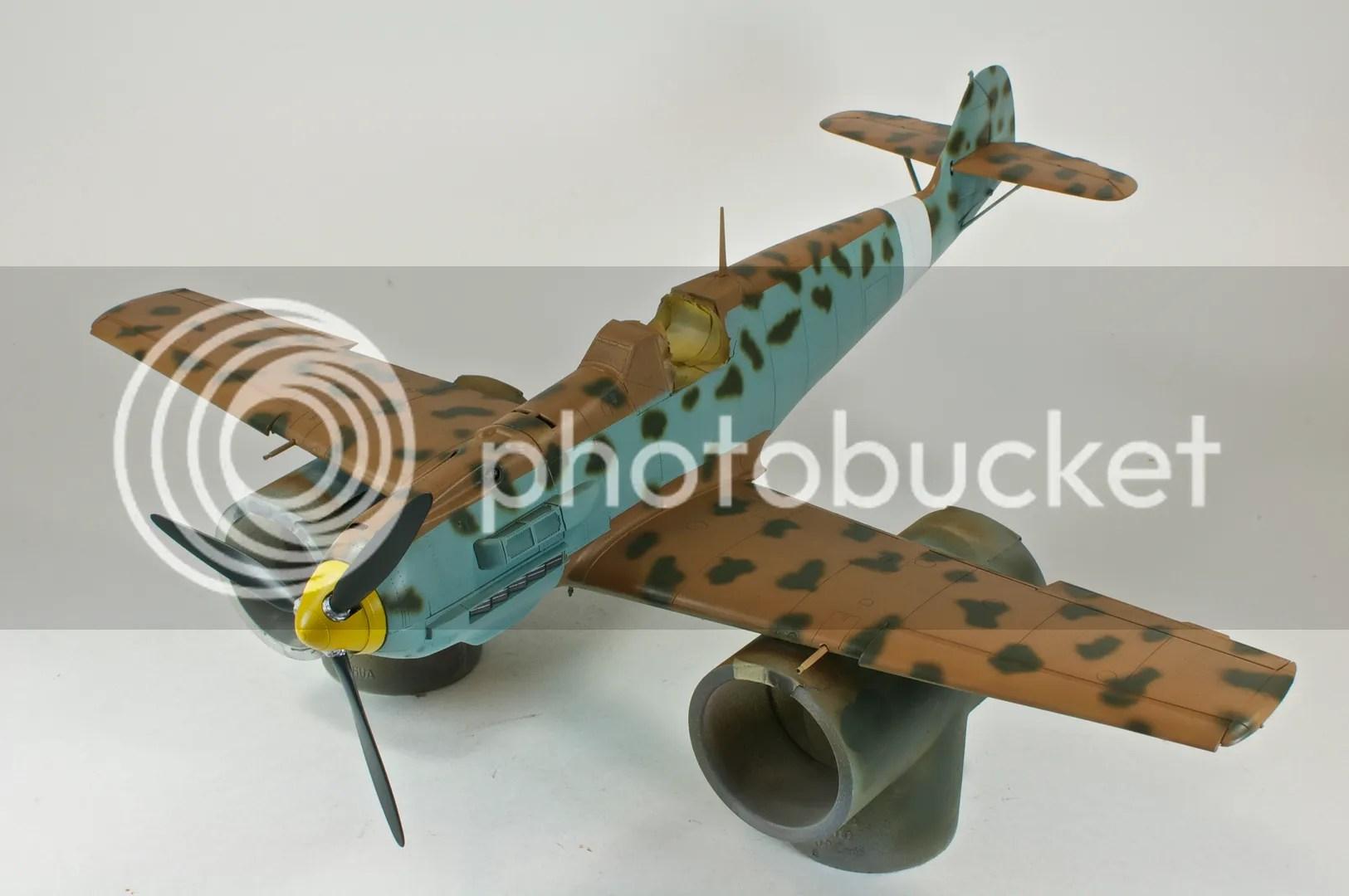 Eduard,2011,1/32,Bf 109E-7 Trop,February,Nikon D300s,scale models