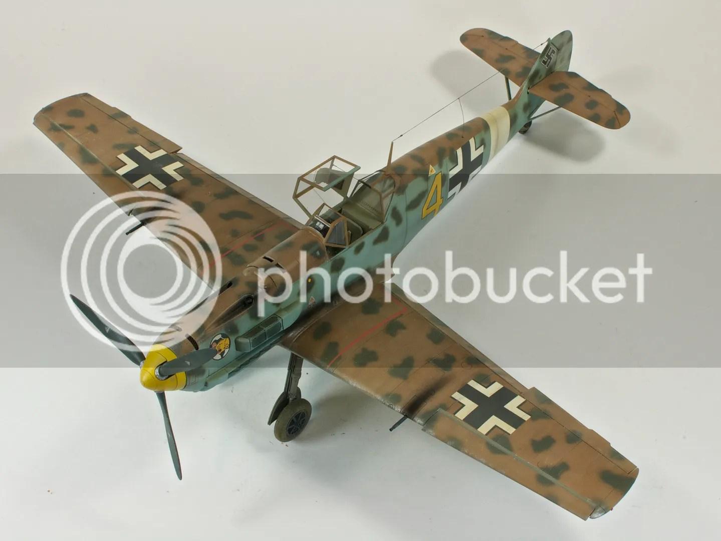 Eduard 1/32 Messerschmitt Bf 109E-7 Trop ProfiPack