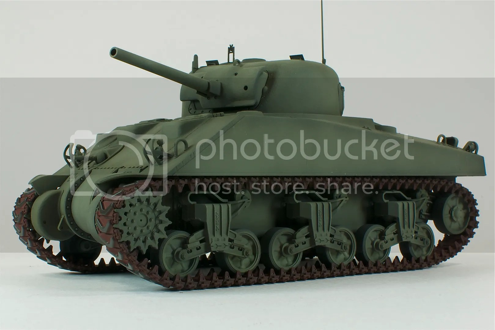 How To Strip Acrylic Model Tank Paint