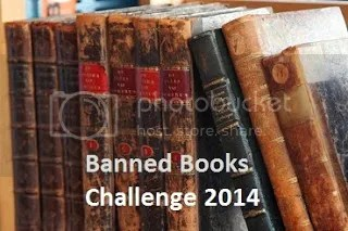 banned book challenge 2014