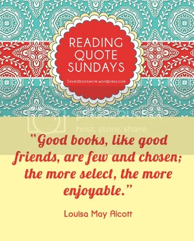 Reading Quote Sundays