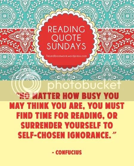 Reading Quote Sundays #7