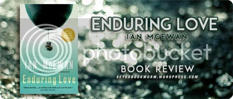 Enduring Love by Ian McEwan Book Review