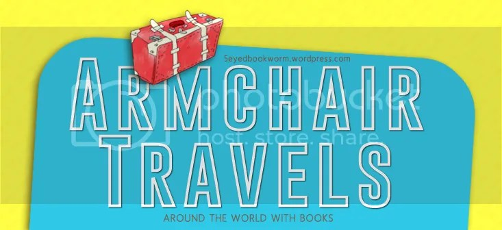 Armchair Travels Feature @ The Five-Eyed Bookworm