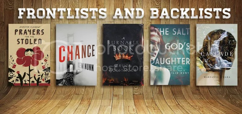 New Books © The Five-Eyed Bookworm