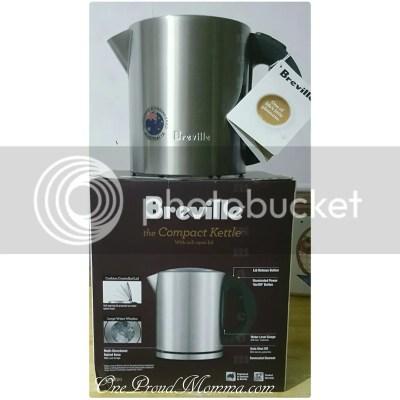 Breville Compact Kettle
