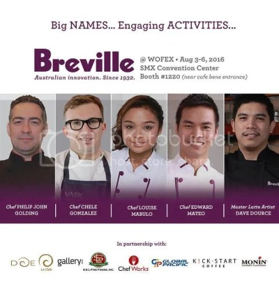 Breville to Showcase Innovative Kitchen Products at WOFEX 2016