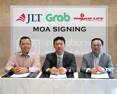 Philam Life Ensures Protection of GrabTaxi Drivers