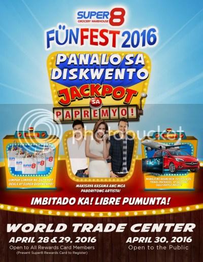Super8 Funfest 2016
